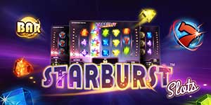 Top 10 Most Popular Slots - Star Burst