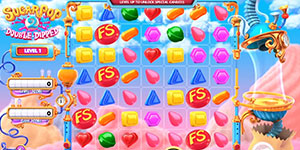 Top 10 Most Popular Slots - Sugar Pop 2: Double Dipped